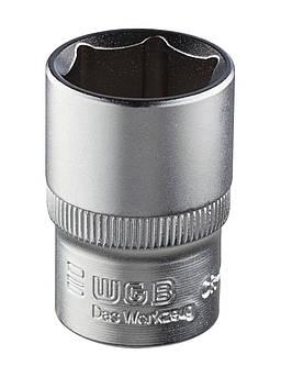 Головка 1/4 DIN 3124 4 мм WGB Німеччина