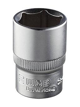 Головка 1/4 DIN 3124 4,5 мм WGB Німеччина