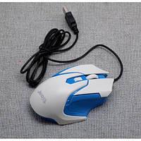 USB мышка MOUSE Jedel M85 проводная мышь с подсветкой