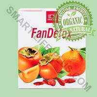 ФанДетокс (FanDetox) - продукт для детоксикации организма (детокс)