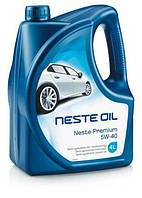 Масло моторное синтетическое Neste City Pro C2 5W30 (API SM/CF), 1л