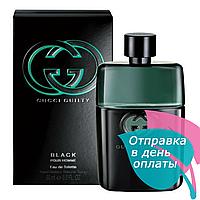 Мужская туалетная вода Gucci Guilty Black