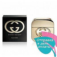 Женская туалетная вода Gucci Guilty, 75 мл