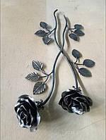 Кованые розы на могилу, фото 1