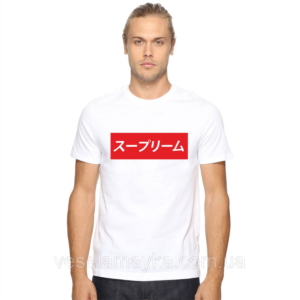 Футболка Supreme (Japan)