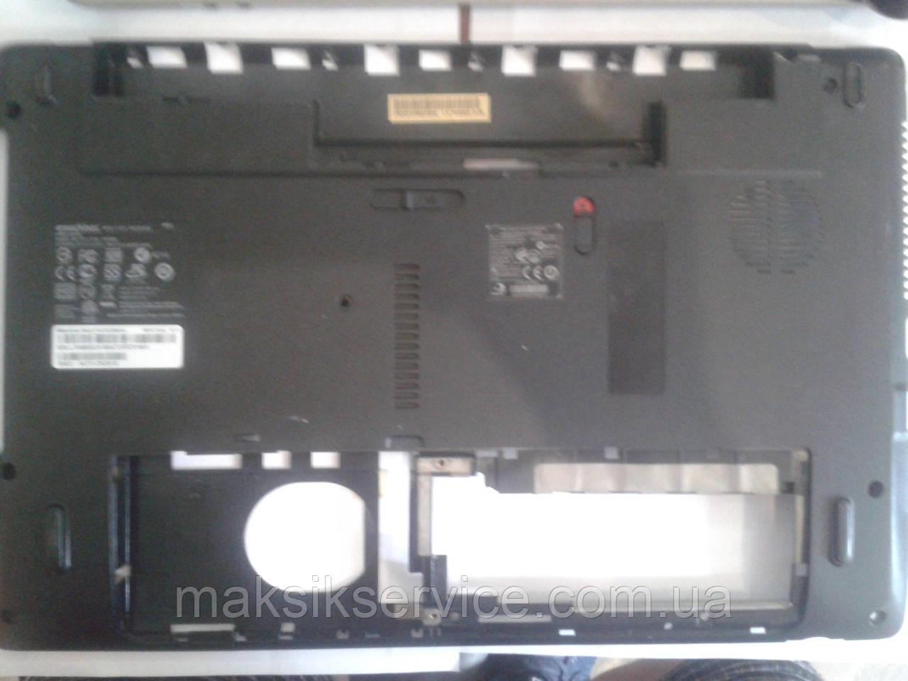 Поддон нижняя крышка на ноутбук acer emachines e642