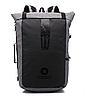 Трендовый, прочный, непромокаемый рюкзак для ноутбука с множеством функций. Отправка без предоплаты., фото 6
