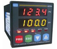 Технологический КИП с потенциометрическим и аналоговым входом серии ALP77