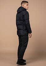 Braggart Dress Code 2609 | Куртка зимняя мужская c тинсулейтом графит, фото 3