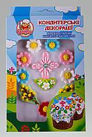 Декор кондитерський Добрик Набір Пасхальний №5 15 шт./ящ. (коробка)