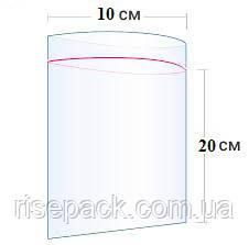 Пакеты Zip-Lock 10х20 см для упаковки и фасовки