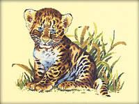 """Набор для вышивания """"Леопардик"""" R 112"""