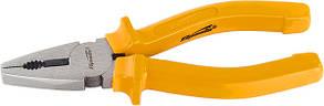 Плоскогубці Classic, 180 мм, шліфовані, пластмасові рукоятки// SPARTA