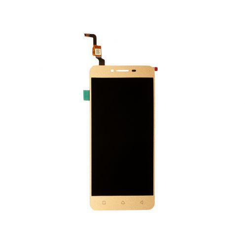 Дисплей для Lenovo A6020a40 Vibe K5 с тачскрином золотистый Оригинал