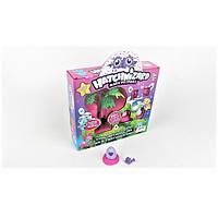 Hatchimals Интерактивная игрушка Пингви в яйце 4 вида