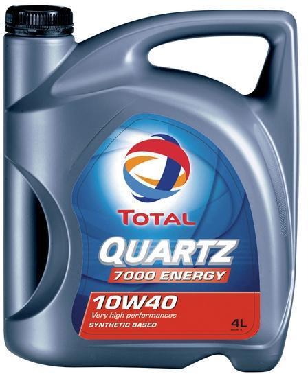 Total Quartz 7000 Energy 10W-40 4л