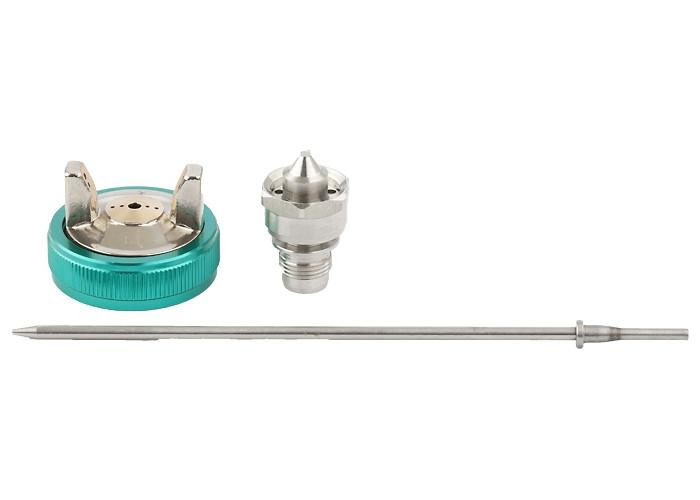 Набор для краскораспылителя AS802HVLP: сопло 1,7мм, игла, чашка // Stels