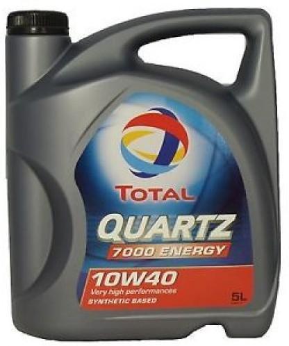 Total Quartz 7000 Energy 10W-40 5л