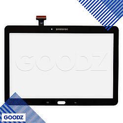 "Тачскрин (сенсор) Samsung P600 Galaxy Note 10.1"" P601, P605, 6050, P610, цвет черный"
