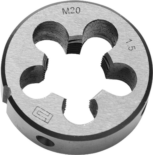 Плашка М20 х 1,5 мм// СИБРТЕХ