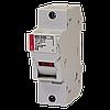 Тримач для запобіжників ETI EFH 14 DC 1p LED