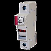 Роз'єднувач для запобіжників ETI EFH 10 DC 2p LED AD