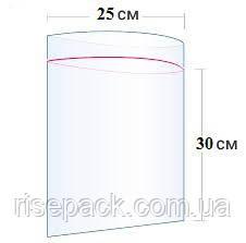 Пакеты Zip-Lock 25х30 см для упаковки и фасовки