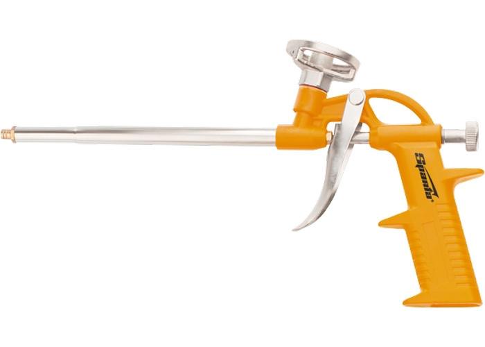 Пистолет для монтажной пены усиленный корпус SPARTA