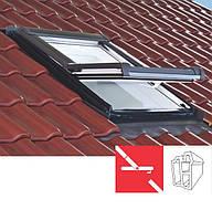 Мансардне вікно Roto Designo R45 (ПВХ) 74х140 см