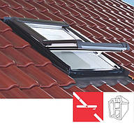 Мансардне вікно Roto Designo R45 (ПВХ)