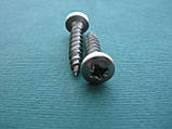 WS 9110 : нержавеющий шуруп универсальный с полукруглой головкой и полной резьбой, фото 5