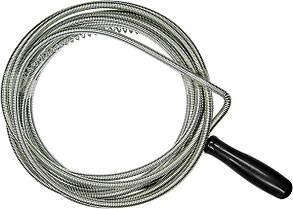 Трос для прочистки труб, L - 3 м, D - 6 мм СИБРТЕХ 92460
