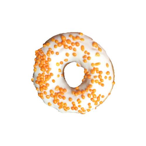 Пончик Donut с начинкой манго