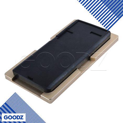 Форма для дисплеев Samsung G955F Galaxy S8 Plus, металлическая