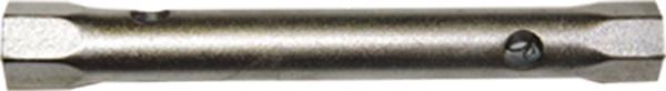 Ключ-трубка торцевой 12х13 мм, оцинкованный MTX 137149