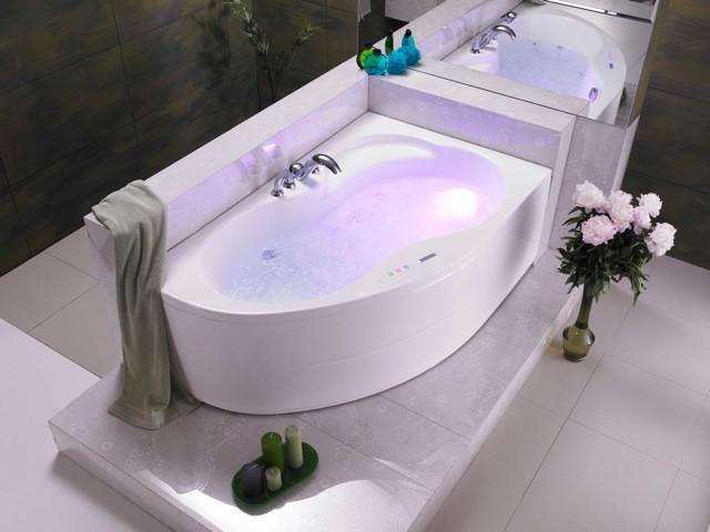 Pool SPA MISTRAL ванна 170*105 правая +система Economy 2 стандарт