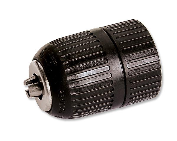"""Патрон для дрели быстрозажимной c autolock 1–10 мм – 1/2""""// MTX"""