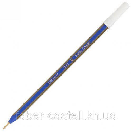 Ручка шариковая одноразовая Faber-Castell  Goldfaber 030 синяя, 143051