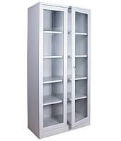 Медицинский шкаф ШМ-17 (стекляные двери)
