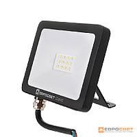 Прожектор ЛЕД 20Вт 6400K Slim Standart Евросвет