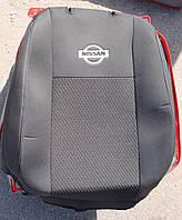 Авточехлы VIP NISSAN Almera 2000-2006 автомобильные модельные чехлы на для сиденья сидений салона NISSAN Ниссан Almera
