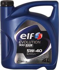 Масло моторное ELF Evolution 900 SXR 5W-40 (4л)
