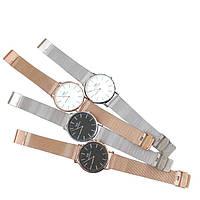 Часы наручные с металлическим браслетом, фото 1