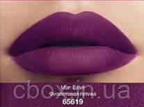 """Рідка губна помада """"Матова одержимість"""", Avon Mark, колір Man Eater, Фіолетова готика, Ейвон, 65619"""