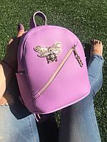 Стильный рюкзак с логотипом бренда 1223 (ЮЛ), фото 1