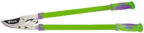 Сучкорез, 750 мм, рычажный механизм, усиленное лезвие, двухкомпонентные ручки Palisad 605228