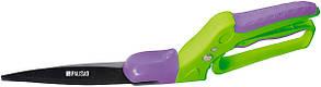 Ножницы, 330 мм, газонные, поворот режущей части на 360 градусов, пластмассовые ручки// PALISAD