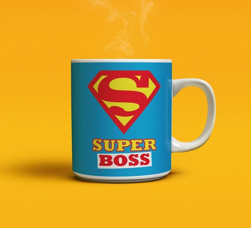 Чашка Супер Босс