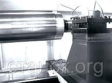DMTG CKA 61125 M токарный станок по металлу с ЧПУ тяжелый промышленный дмтг ска, фото 3
