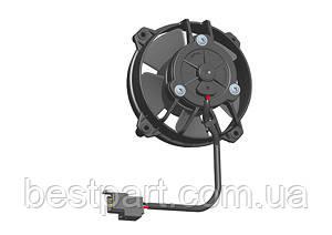 Вентилятор Spal 24V, толкающий, VA32-B101-62S